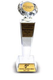Toyota Safety Trophy