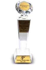 Toyota Safety Trophy
