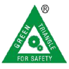 Green Triangle for Safety