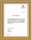 Areva T & D India Ltd. Safety Award