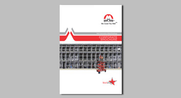 MulticolorR Steels (India) Pvt. Ltd. Corporate Material