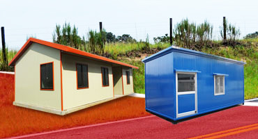 Modular Prefab Buildings