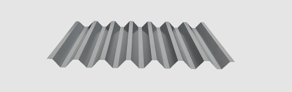 Strong Trapezoidal Wall Cladding