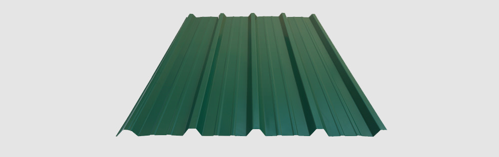 33mm Deep Corrugation Wall Cladding System