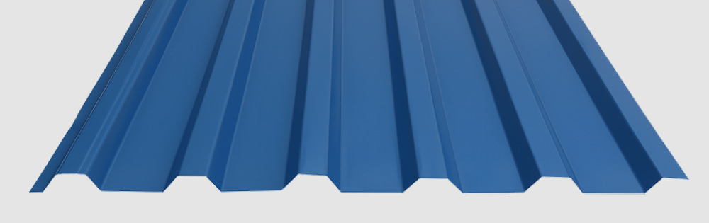 European Style Strong Screwdown Trapezoidal Roof Panels