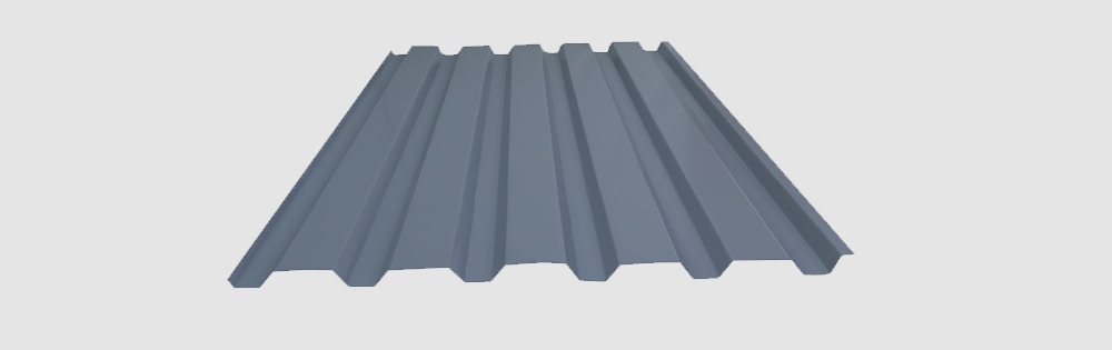 Semi Concealed Fastener Heavy Duty Economical Cladding Profile