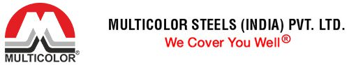 Multicolor® Steels (India) Pvt. Ltd. Logo